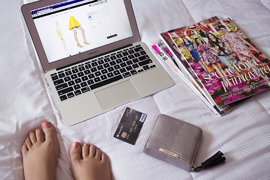 Como comprar en línea
