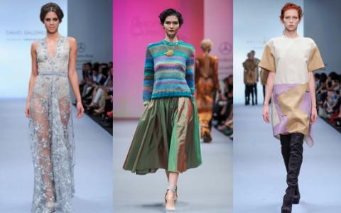 Semana de la moda: México Otoño Invierno 2014