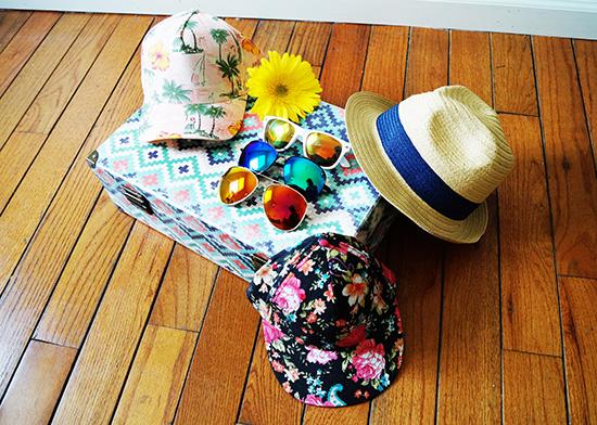 Accesorios para hombres Primavera Verano