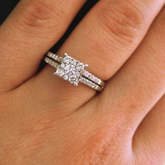 Tendencias en anillos de compromiso 2014 for En que mano se usa el anillo de compromiso