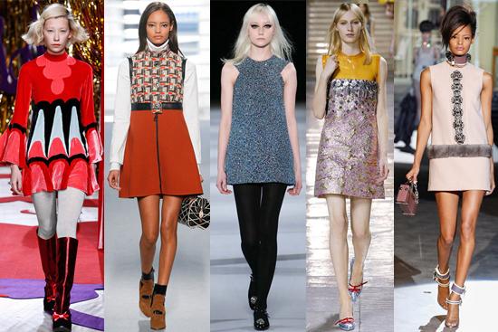 Moda mujeres otoño invierno 2014