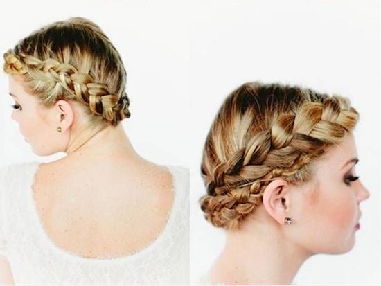 10 tutoriales de peinados para refrescarte ste verano - Tutorial de peinados ...