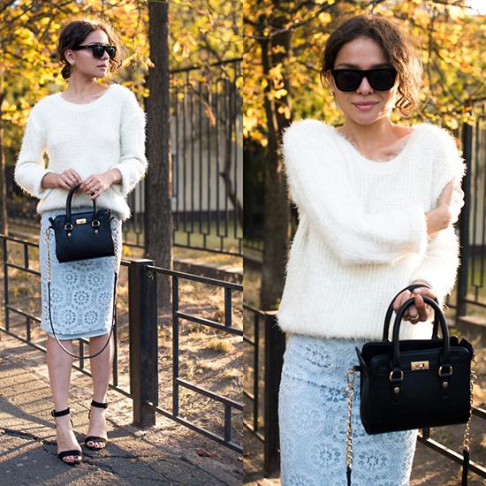 Cómo usar ropa de verano en otoño