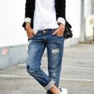 estilo tomboy masculino