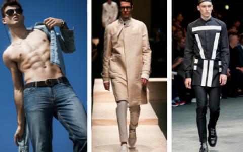 moda y tendencias para hombre