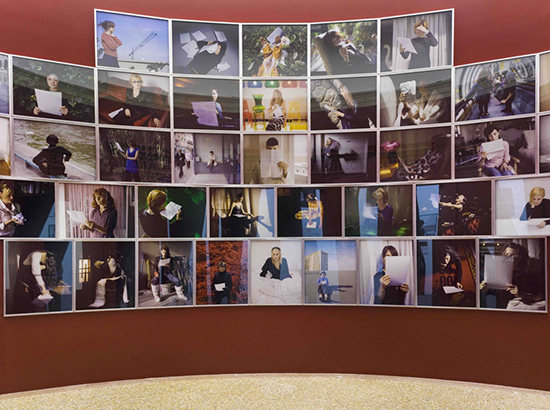 Sophie Calle: Take Care of Yourself México - Museo Tamayo Octubre 2014 a Marzo 2015