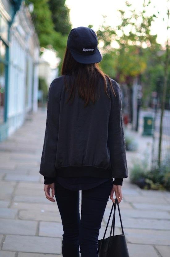 Super Chic: Cómo usar gorras deportivas