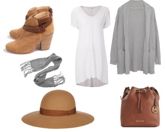 como usar sombrero invernal