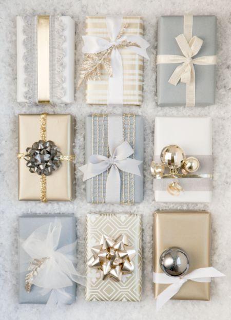 10 ideas de c mo envolver regalos de navidad - Envolver regalos de navidad ...