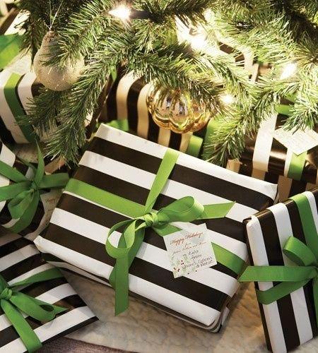 10 Ideas de cómo envolver regalos de navidad