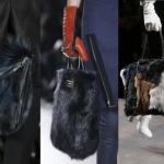 Tendencia: Bolsas peludas o fur bags