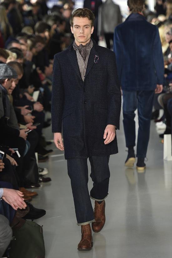 semana de la moda hombres otoño invierno