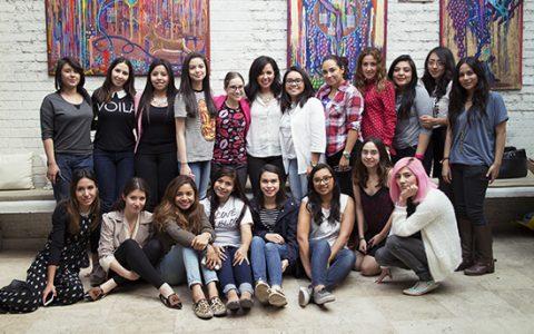 Blogger Love Workshop: DF Febrero 2015
