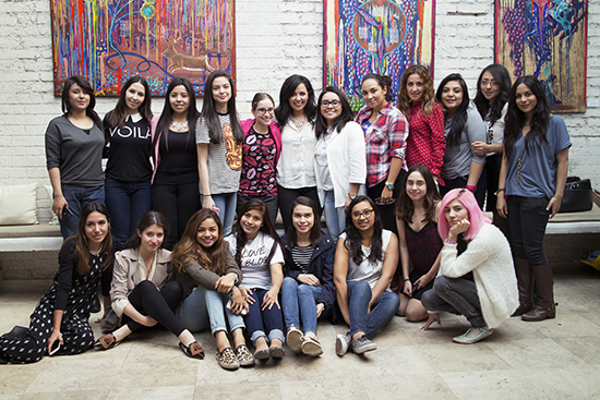 Blogger Love Workshop: DF Febrero 2015