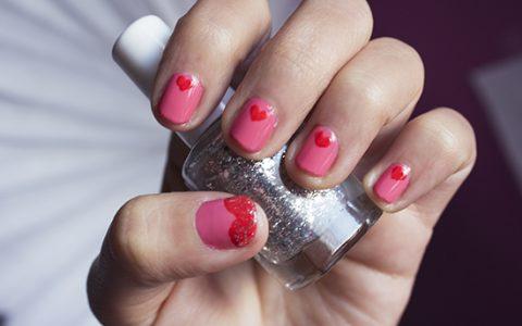 DIY: Uñas para San Valentín
