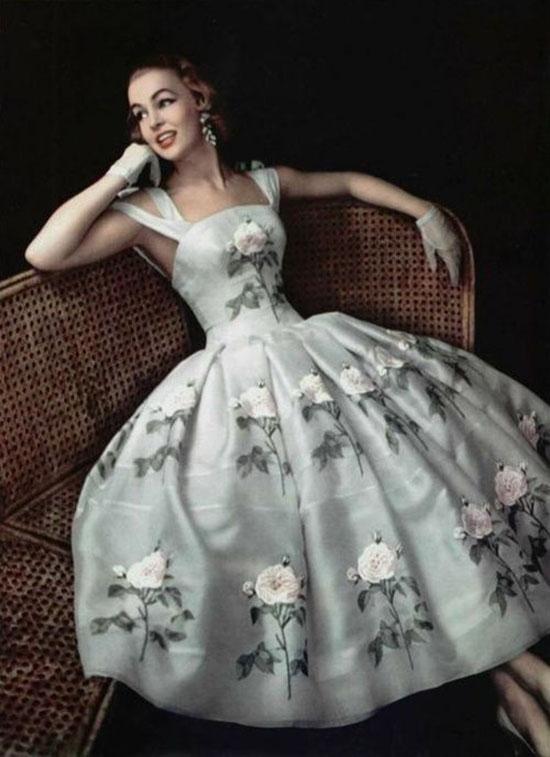 ee337a71a710 Vestidos de noche para gorditas: La diferencia entre ropa retro y ...