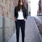 Básicos: Pantalón de vestir oscuro