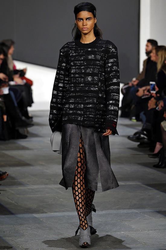 semana de la moda otoño invierno nueva york