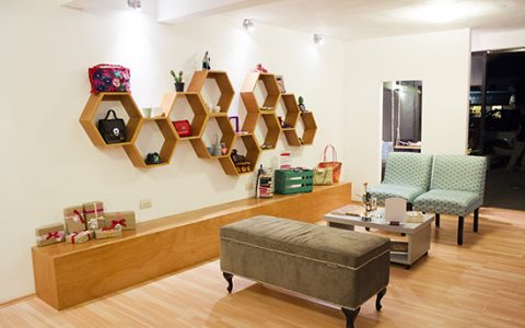 Moda mexicana: Maha Concept Store