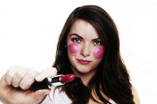 ¡Que no te pase! Los errores más comunes de maquillaje
