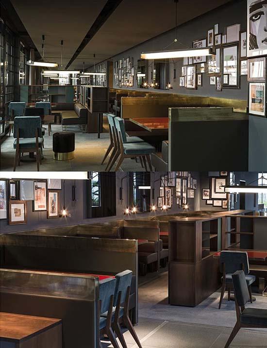 Dise o de interiores por dise adores de moda famosos - Disenadores de interiores espanoles ...