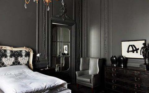 Diseño de interiores por diseñadores de moda famosos