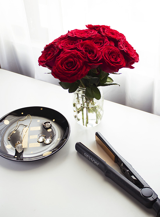 Reseña de la alasiadora Revlon Rose Gold que deja tu cabello sedoso
