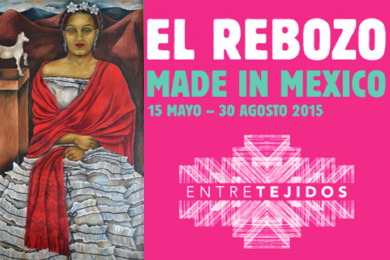 el rebozo made in mexico exposición franz mayer