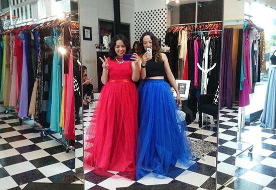 Dolka Showroom Compra, venta y renta de vestidos de fiesta en Guadalajara
