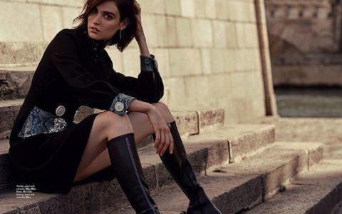 editoriales de moda internacionales agosto