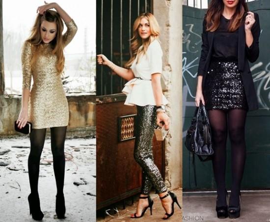 resultado de imagen de cenas de navidad outfits bloggers