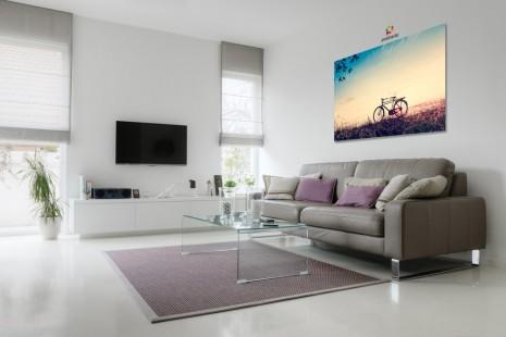 Inspírate para decorar tus paredes con cuadros decorativos