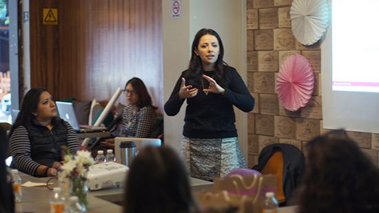 Blogger Love Workshop: DF Diciembre 2015