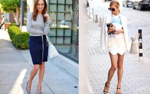 Consejos fáciles para hacer que tus piernas se vean más largas