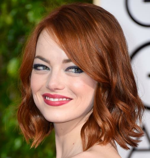 Ronze o rojo cobre. tendencias cabello 2016