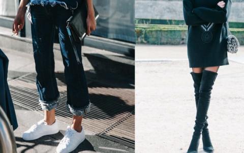 zapatos en tendencia invierno