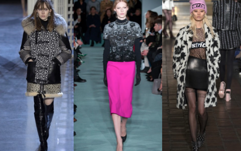 new york fashion week otoño invierno