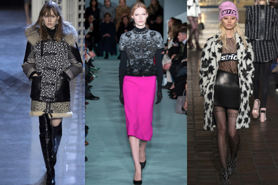 new york fashion week otoño invierno
