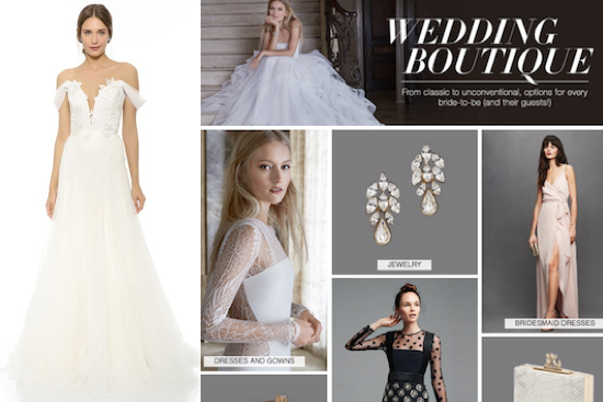 shopbop compra online boutique wedding bodas