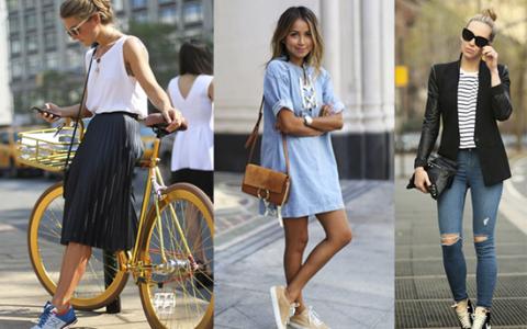 Tendencia: Tenis con todo y las mejores marcas para mujer en Gaudena