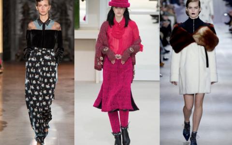 paris semana de la moda otoño invierno