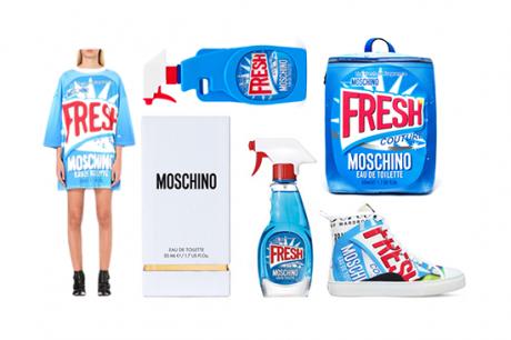 Moschino Fresh: No es un limpiador, es un perfume