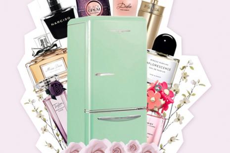 Truco: ¡Guarda tus perfumes en el refrigerador!