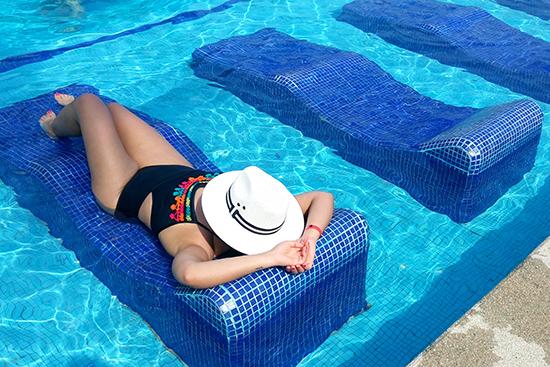 Elige tu traje de baño según tu talla de brasier con Coco Rave Swimwear