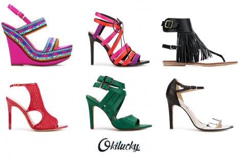 Sorteo: 2 Pares de zapatos de Okilucky.com