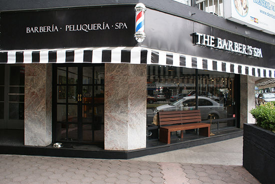 Recuerda consentirte: The Barber´s Spa