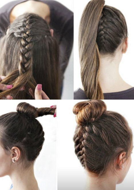 5 Peinados con trenzas que tienes que probar este verano