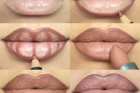 Lip Contouring: El truco para conseguir labios gruesos y sensuales que está en tendencia