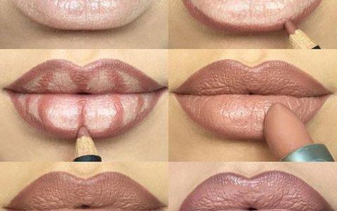 Lip Contouring: El truco para conseguir labios sensuales que está en tendencia