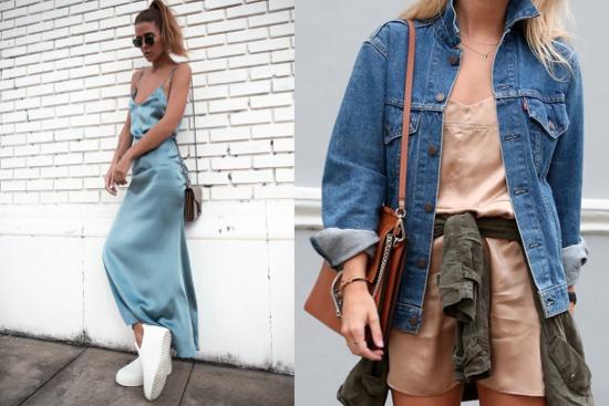 tendencia de verano seda